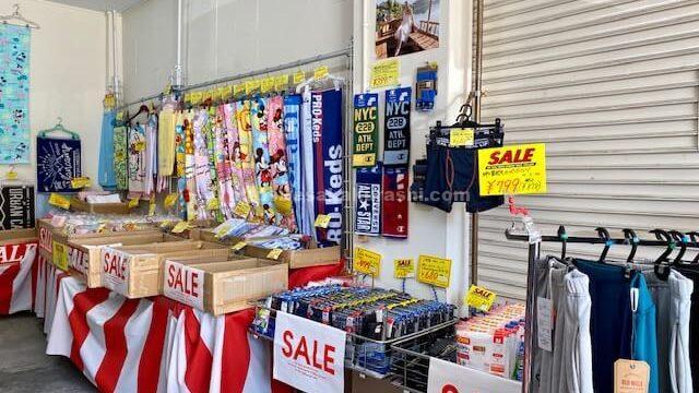 関西ニットの店内(3)