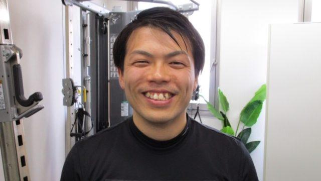 fis江坂店の伊藤トレーナー