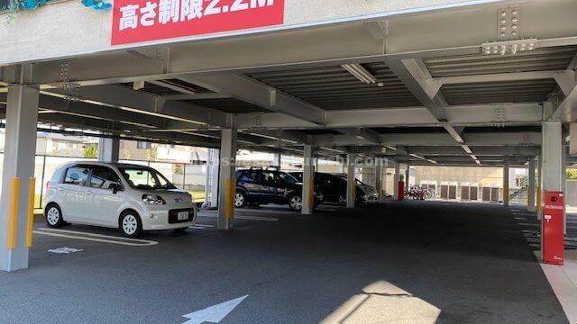 リトルマーメイド江坂駐車場