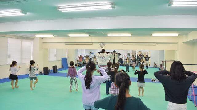 Yeepa江坂のダンスレッスン
