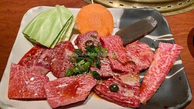江坂焼肉哲ランチ
