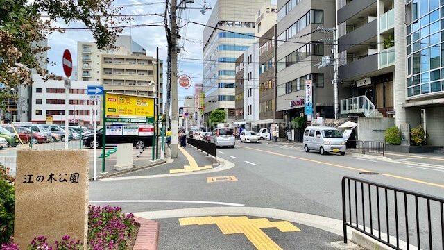 ラッポルティ江坂周辺駐車場