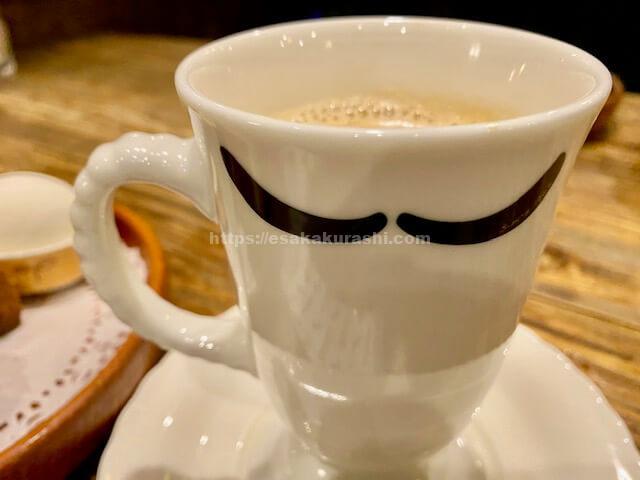 びっくりドンキーコーヒーカップ